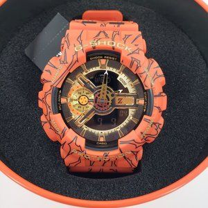 Casio G-SHOCK x Dragon Ball Z Limited Edition